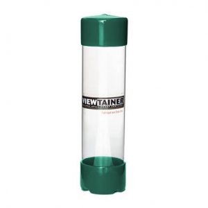 """2"""" x 7.5"""" Viewtainer Standard Slit-Top Container"""