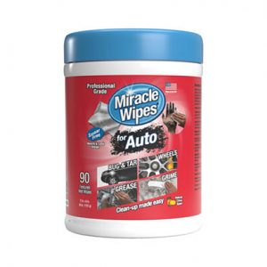 Miracle Wipes Auto