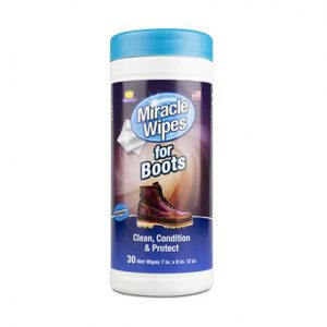 Miracle Wipes for Boots