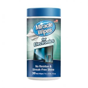 Miracle Wipes Electronics