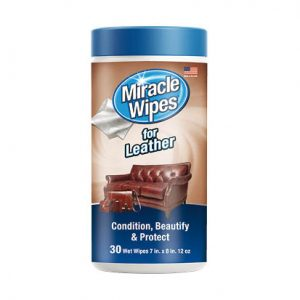 Miracle Wipes Leather